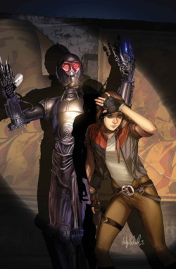 Doctor Aphra #30 - Cover