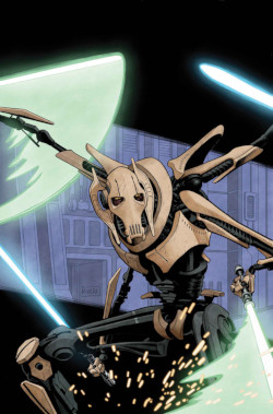 Age of Republic: General Grievous - Cover