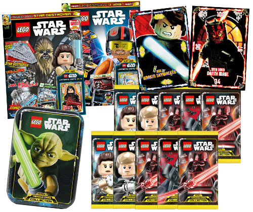 LEGO-Magazin-Fanpaketset