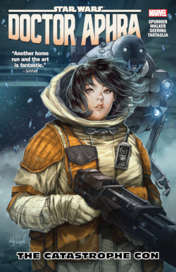 Doctor Aphra Vol. 4: The Catastrophe Con - Cover