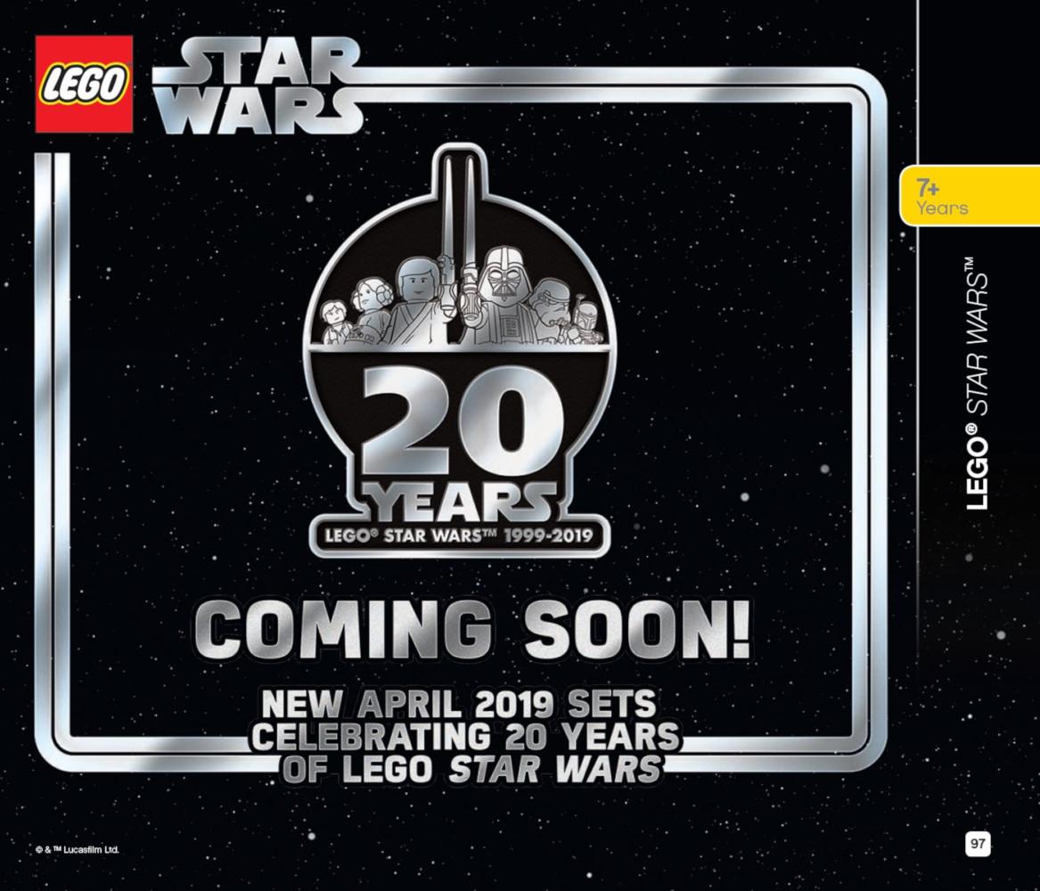 Neue Lego Sets Im Januar Und Große Ankündigungen Für 2019