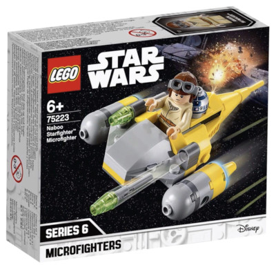 Naboo Fighter Microfighter