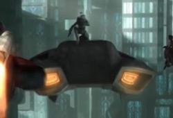 Star Wars: The Clone Wars - Mandalorianischer Speeder