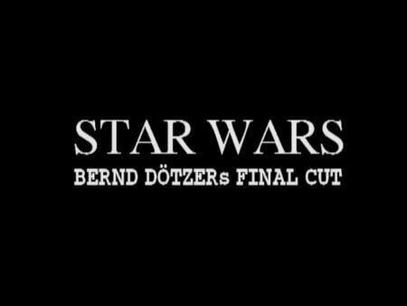 Bernd Dötzer's Final Cut