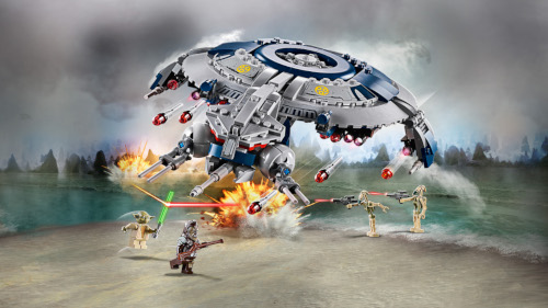 Droid Gunship - LEGO-Set