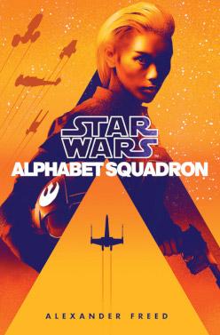 Alphabet Squadron - Cover