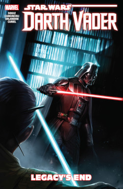 Darth Vader Dark Lord Sith Volume 2: Legacy's End - Cover