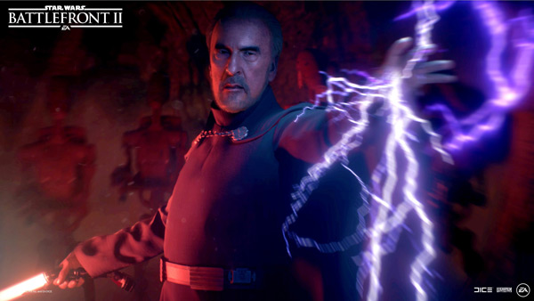 Star Wars Battlefront II - Count Dooku