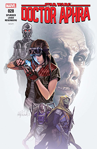 Cover zu Doctor Aphra #28