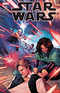 Cover zu Star Wars #61: The Escape, Part 6