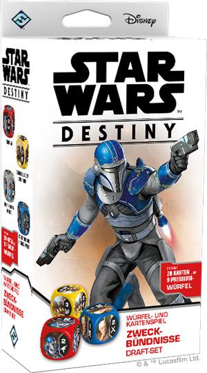 Star Wars: Destiny - Zweckbündnisse