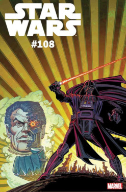 Star Wars #108 - Variant-Cover