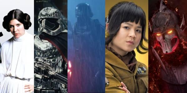 Mögliche Star Wars Serien für Disney+