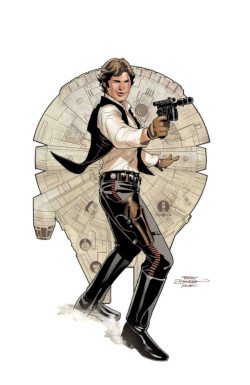 Age of Rebellion: Han Solo - Cover