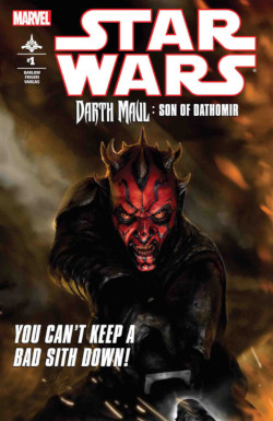 Darth Maul #1 - Cover