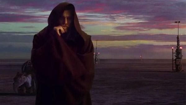 Obi-Wan Kenobi sinnt auf Tatooine über seine Serienzukunft nach