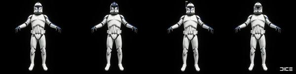 Star Wars Battlefront II: 501. Phase I