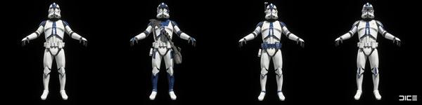 Star Wars Battlefront II: 501. Phase II