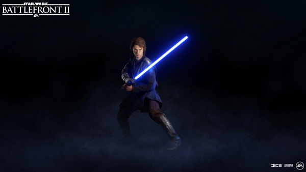 Star Wars Battlefront II: Anakin Skywalker
