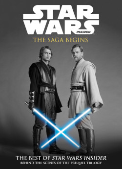 The Best of Star Wars Insider: The Saga Begins - Cover