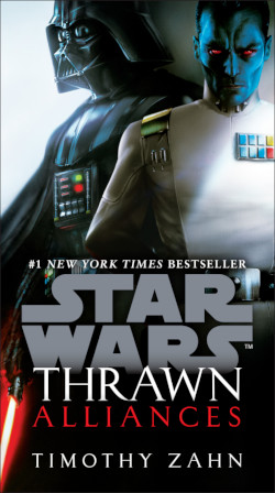 Thrawn: Alliances  - Cover