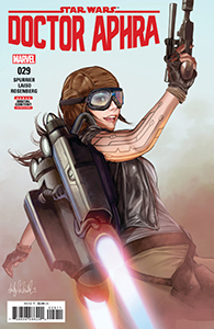Cover zu Doctor Aphra #29