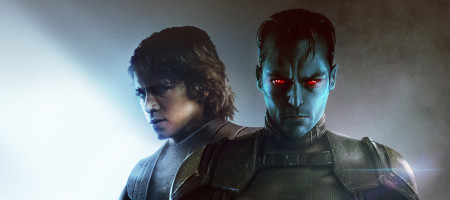 Alternativ Cover von <em>Thrawn: Allianzen</em>