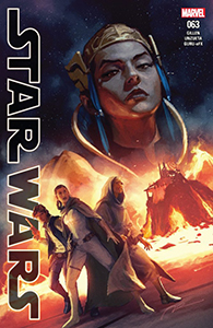 Cover zu Star Wars #63