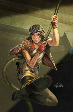 Doctor Aphra #33 - Cover