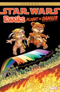 Ewoks - Flight to Danger - Cover
