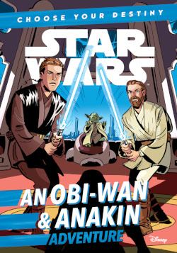 An Obi-Wan & Anakin Adventure - Cover