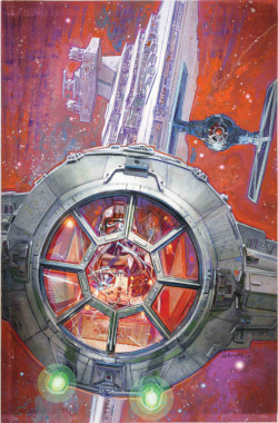 TIE Fighter #3 - Cover
