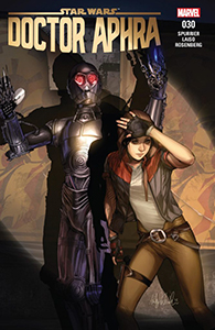 Cover zu Doctor Aphra #30