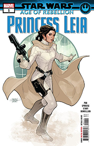 Cover zu Age of Rebellion: Princess Leia #1