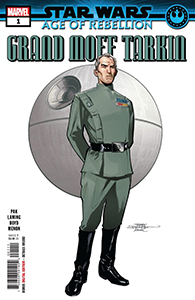 Cover zu Age of Rebellion: Grand Moff Tarkin #1