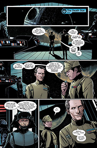 Vorschauseiten zu Age of Rebellion: Grand Moff Tarkin #1