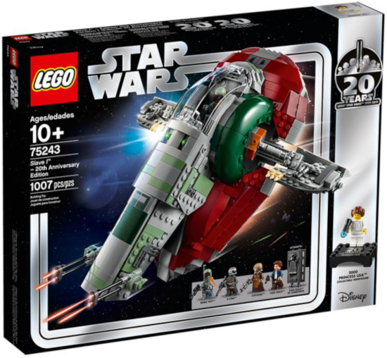 Slave I (20th Anniversary Edition)