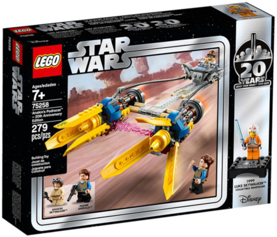 Anakins Podracer (20th Anniversary Edition)