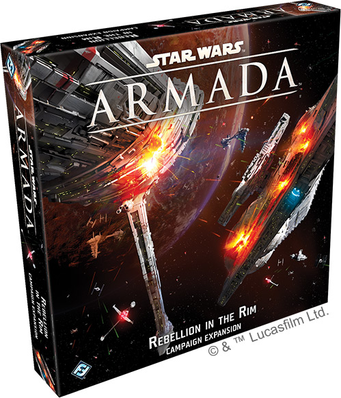 Star Wars: Armada - Rebellion in the Rim