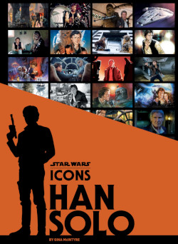 Star Wars Icons: Han Solo - Cover