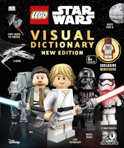 LEGO Star Wars Visual Dictionary - Cover