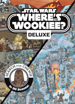 Where's the Wookiee? - Cover