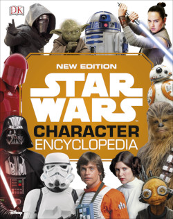 Character Encyclopedia: New Edition - Cover