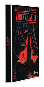 Cover zu Star Wars Adventures: Tales from Vader's Castle Box Set
