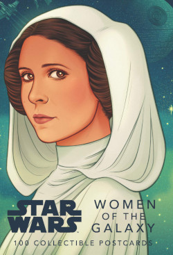 Women of the Galaxy – 100 Postcards - Cover