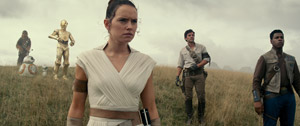 Teaser zu Star Wars: The Rise of Skywalker