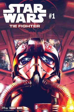 TIE Fighter #1 - Cover