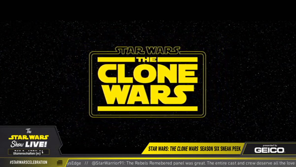 Star Wars Celebration: The Clone Wars
