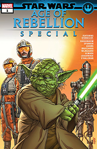 Cover zu Age of Rebellion Special #1