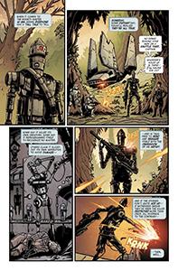 Vorschauseite zu Age of Rebellion Special #1
